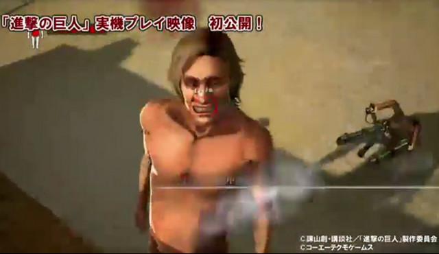Gameplay 'Attack on Titan' Dirilis, Unjuk Aksi 3D Maneuver Gear
