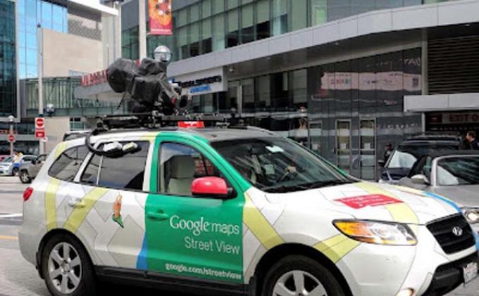Google Maps - Google Street View