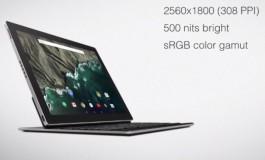 Google Perkenalkan Pixel C, Tablet Hybrid Keren Dengan Dudukan Keyboard