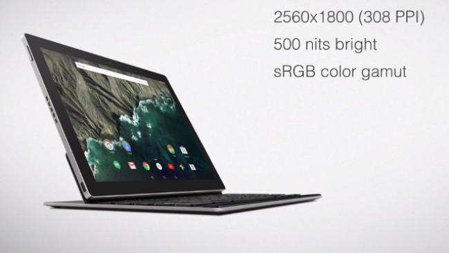 Google Perkenalkan Pixel C, Tablet Hybrid Keren Dengan Dudukan Keyboard 2