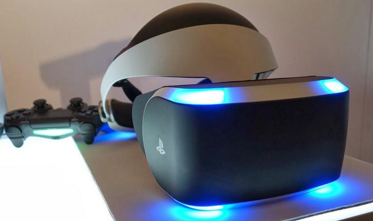 Harga Sony PS VR Sama Dengan PlayStation 4