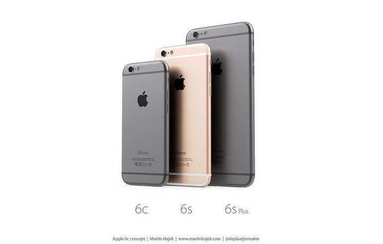 Berbodi Logam, iPhone 6c Rilis Februari?