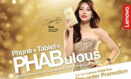 Lenovo Phab Plus Sudah Tersedia di Negeri Jiran