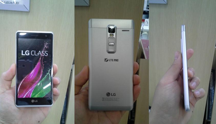 Ponsel Berzirah Logam Itu Bernama LG Class 1
