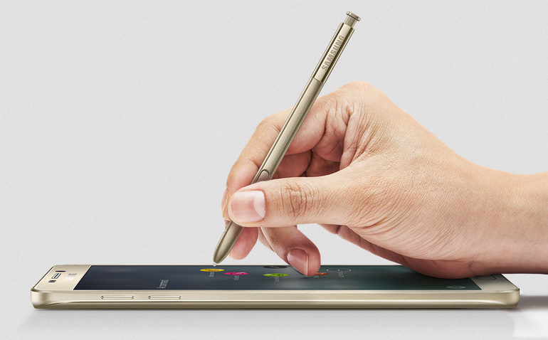 Samsung Galaxy Note 6 Punya Layar Force Touch 5,8 Inci dan RAM 6GB?