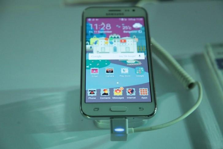 Samsung Galaxy J3, Penerus Galaxy J2 Disertifikasi FCC