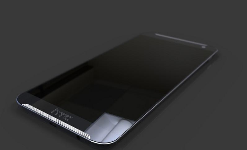 Smartphone HTC - Ilustrasi