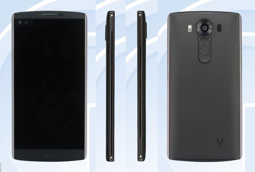 Smartphone Misterius LG V10 Punya Layar Sekunder.