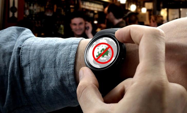 Smartwatch Samsung Gear S2 3G Tak Akan Sambangi Eropa