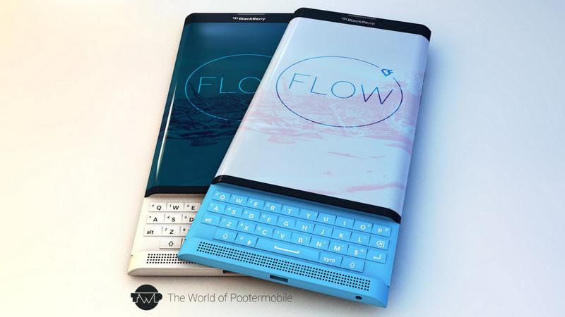 Warna-Warni Blackberry Priv aka Venice Merender Dalam Gambar Ini 3