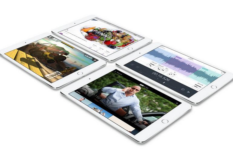 Bersama iPhone 7, iPad Mini 5 Diluncurkan September?