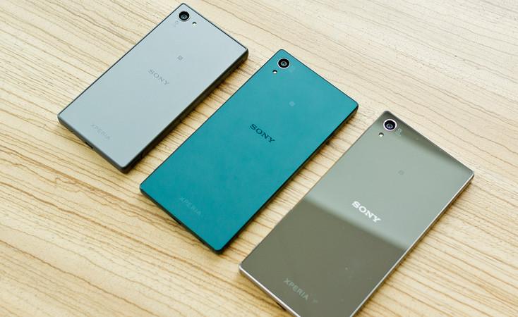 29 Oktober, Sony Xperia Z5 Mendarat di Kanada