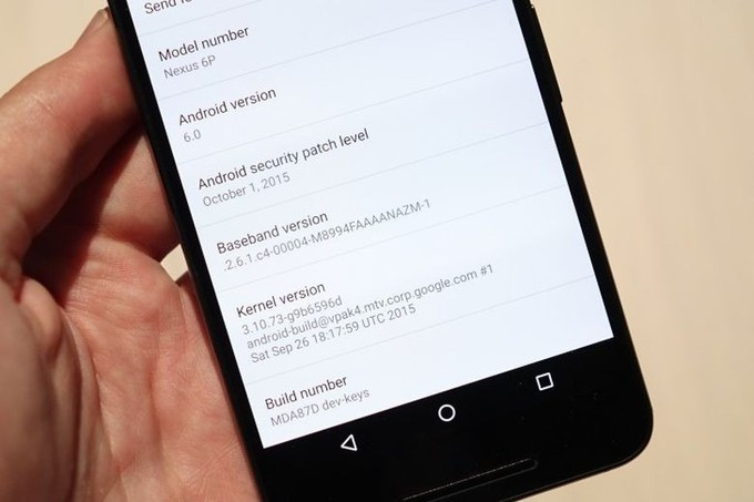 Android 6.0 Marshmallow Akan Tambahkan Menu Baru Security Patch Level
