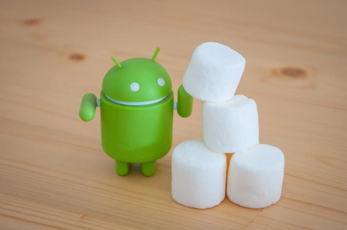 Android 6.0 Marshmallow - Ilustrasi