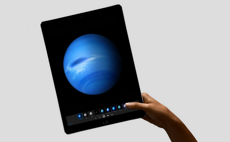 Apple Mulai Debut Penjualan iPad Pro, Apple Pencil dan Smart Keyboard Bulan November 1