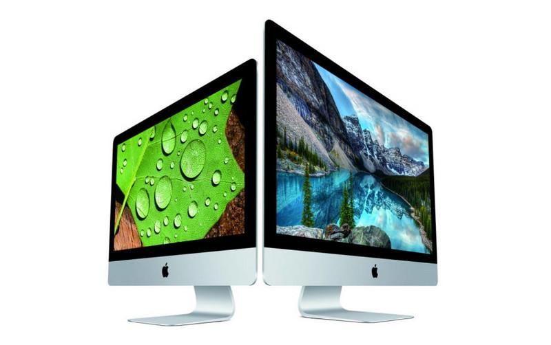 Apple Tambahkan Dukungan Warna 10-bit Untuk iMac 4K & 5K