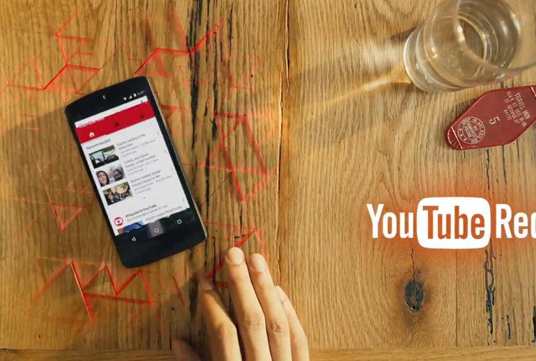Google Resmi Buka Layanan Youtube Red