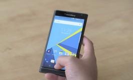 Harga Blackberry Priv Dipangkas
