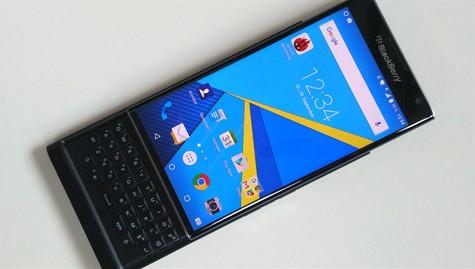 Blackberry Priv Kembali Perlihatkan Wujudnya 1