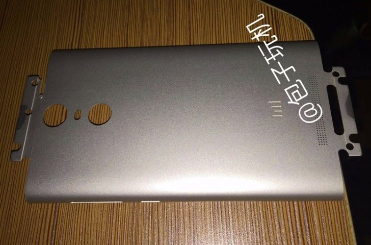 Bocornya Zirah Logam Xiaomi Redmi Note 2 Pro