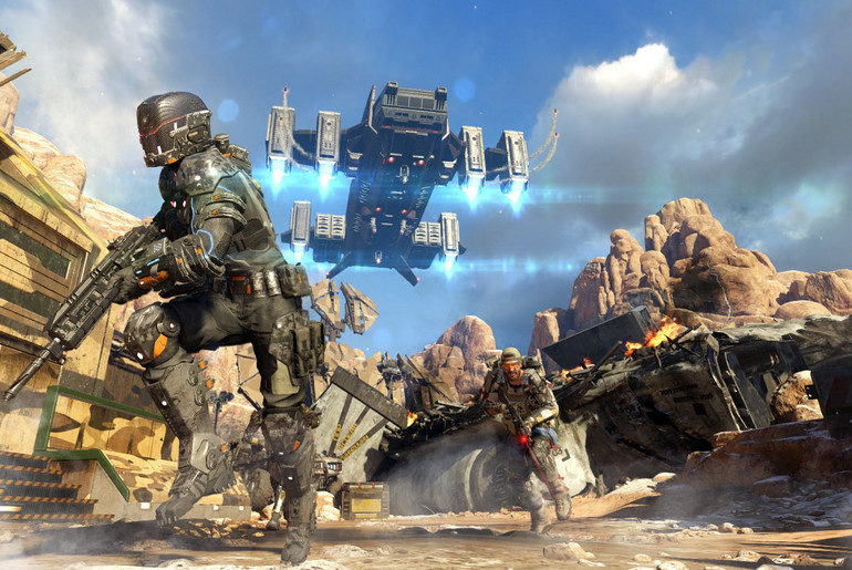 DLC Kedua Call Of Duty: Black Ops III Bakal Tiba 19 April