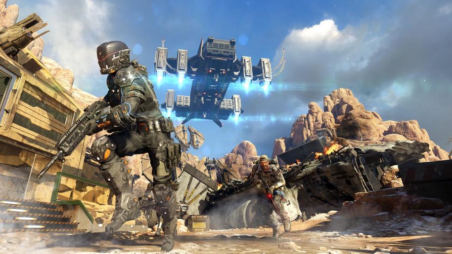 Call of Duty Black Ops III Rilis Trailer Berisi Gameplay