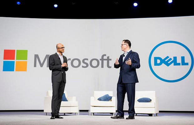Didepan CEO Microsoft, Dell Sindir Surface Book