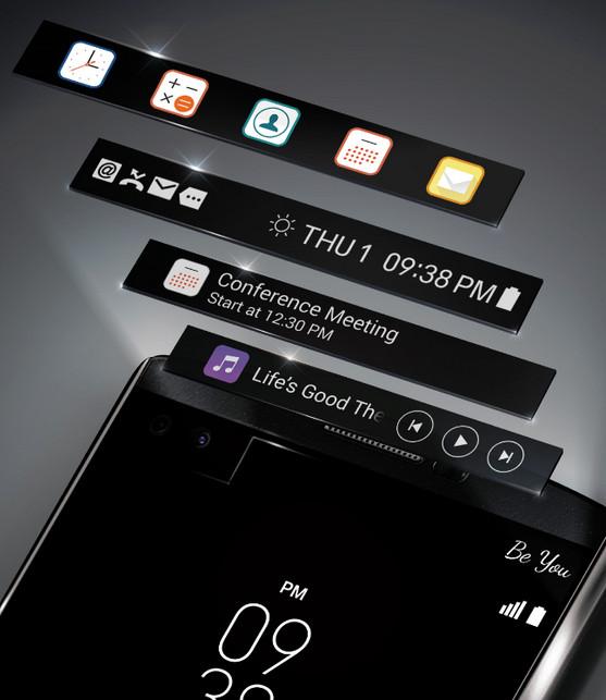 Diresmikan, LG V10 Bawa Layar Sekunder, Dual Kamera Depan dan Mode Manual 3