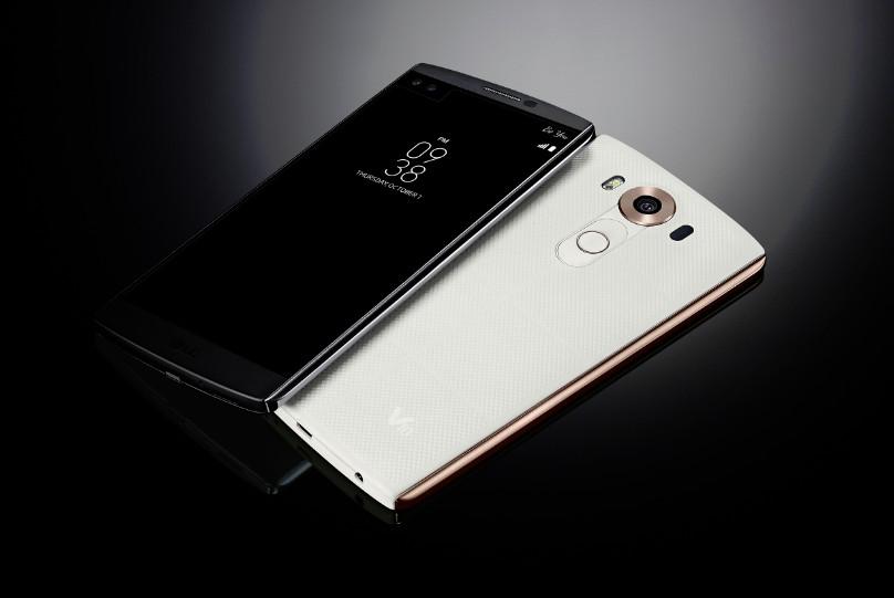 Diresmikan, LG V10 Bawa Layar Sekunder, Dual Kamera Depan dan Mode Manual 5