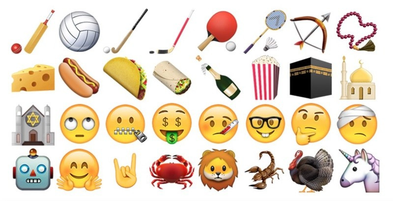 Emoji Baru di iOS 9.1 Ceriakan iPhone, iPad dan iPod Touch