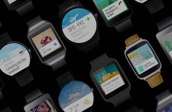 """Google Tambahkan Ikon """"Jam Tangan"""" Untuk Aplikasi yang Dukung Android Wear di Play Store"""