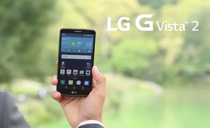 LG G Vista 2 Dirilis, Bawa Stylus dan Layar Besar