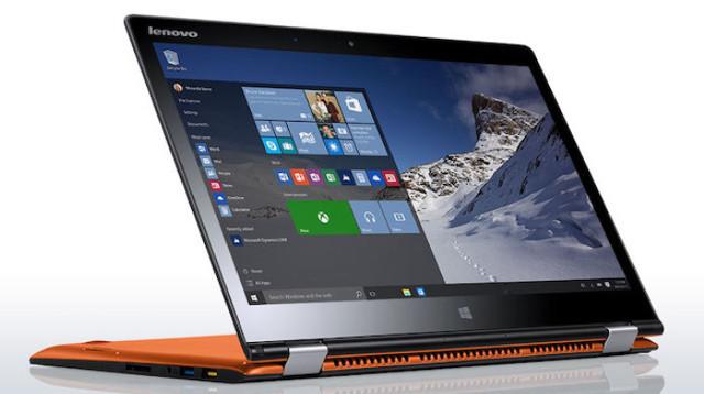 Lenovo Rilis Yoga 700, Laptop Konvertibel Dengan Harga Terjangkau