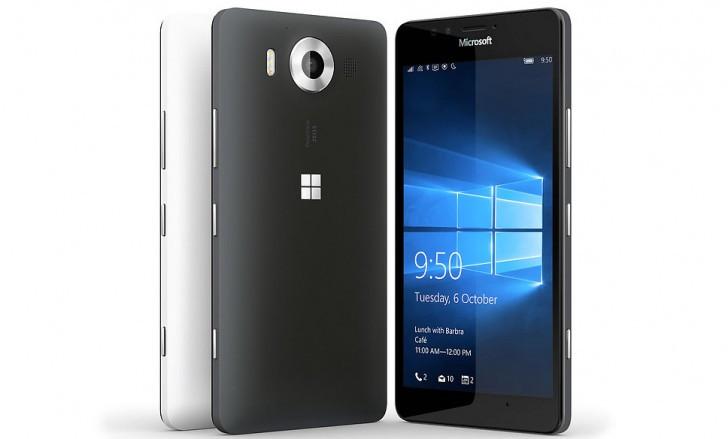 Microsoft Luncurkan Lumia 950 Dengan Kamera PureView dan Berpendingin Cair