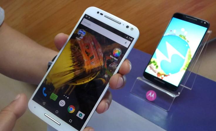 Motorola Moto X Style Sambangi India