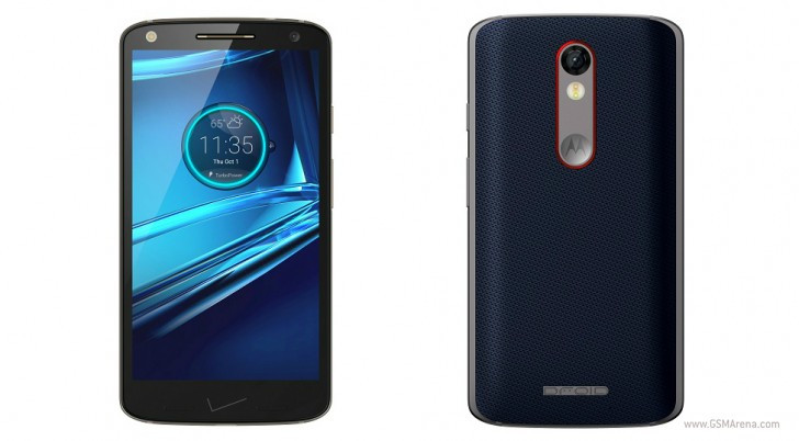 Motorola Resmikan Droid Turbo 2