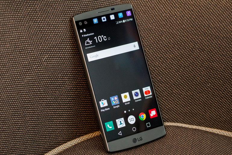 Penjualan LG V10 Tak Terlalu Manis di Kandang Sendiri
