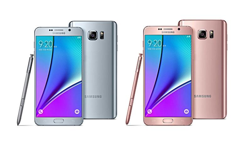 Samsung Galaxy Note 5 Punya 'Kostum' Baru