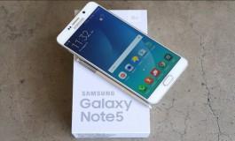 Samsung Mulai Luncurkan Update Marshmallow Untuk Galaxy Note 5