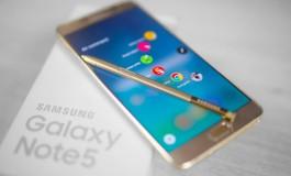 Pembaruan Keamanan Juni Digulirkan Untuk Samsung Galaxy Note5