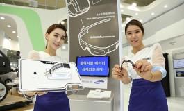 Samsung & LG Pamer Baterai Futuristik