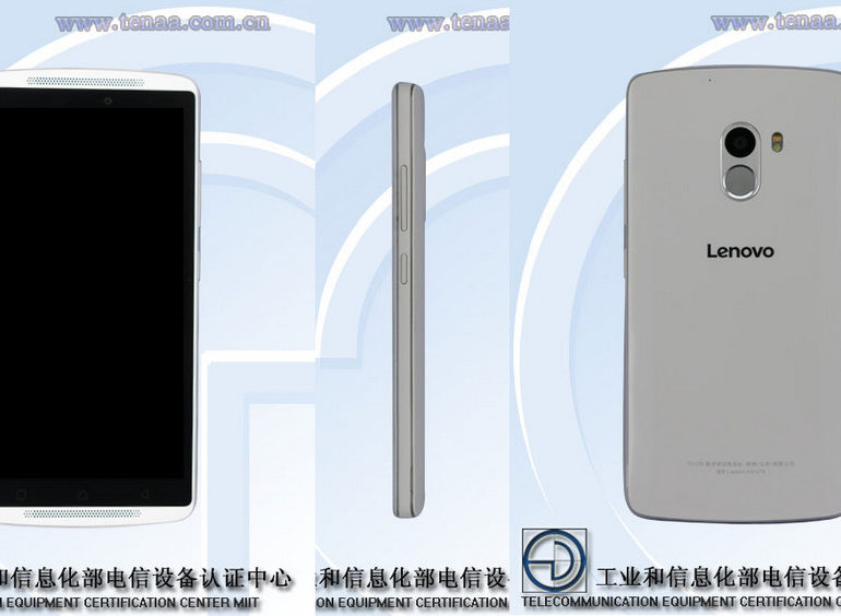 Smartphone Diduga Lenovo Vibe X3 Lite Muncul di TENAA