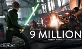 Star Wars: Battlefront Beta Tembus 9 Juta Pemain