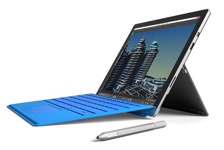 Surface Pro 4 Dirilis, Microsoft Klaim 50 Lebih Baik Dari MacBook Air 2
