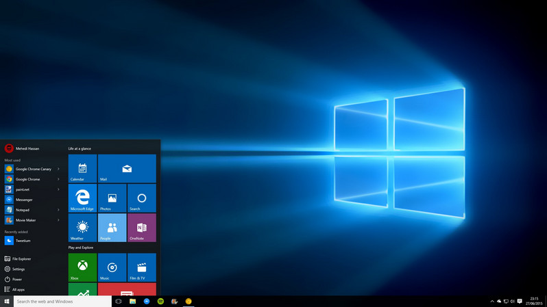 Update Mayor Windows 10 Tiba Bulan November