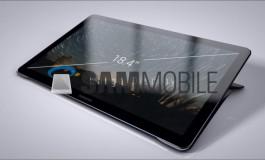 Wujud Samsung Galaxy View Terlihat Jelas Dalam Gambar Ini