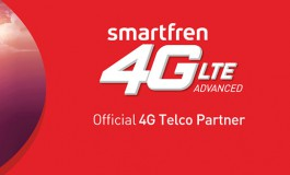Dengan Triple Carrier Aggregation, Kecepatan Internet 4G Smartfren Capai 200Mbps