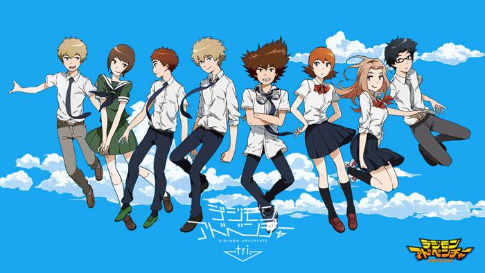 "Bertajuk ""Determination"", Film Kedua Digimon Adventure tri Akan Rilis Tahun Depan"