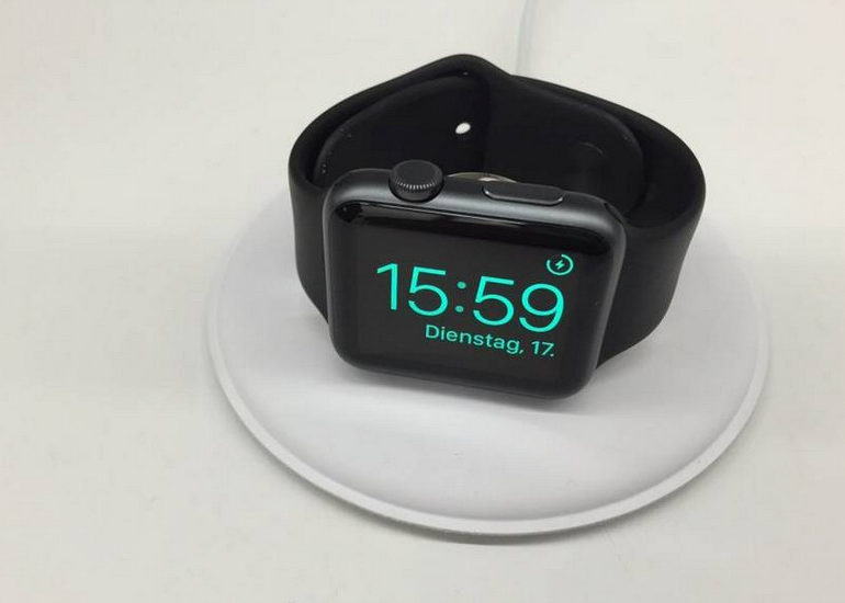 Dock Charger Magnetik Resmi Apple Watch Segera Tiba