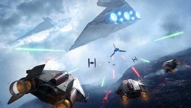 DLC Pertama Star Wars Battlefront Akan Dirilis Awal Tahun Depan